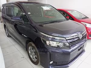 Toyota Noah 2015 2.0 FWD (7 Seater) Purple   Cars for sale in Mombasa, Mombasa CBD