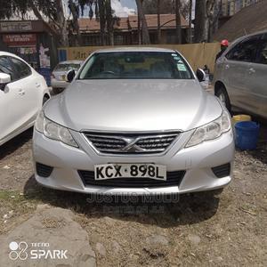 Toyota Mark X 2012 Silver | Cars for sale in Nairobi, Kilimani