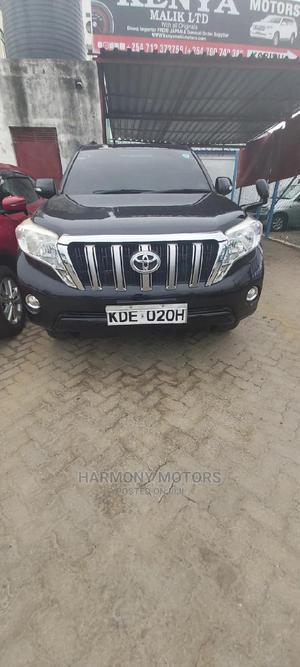 Toyota Land Cruiser Prado 2014 Black | Cars for sale in Mombasa, Mombasa CBD