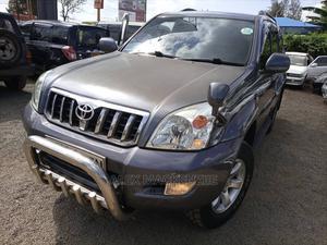 Toyota Land Cruiser Prado 2003 Gray | Cars for sale in Nairobi, Nairobi Central