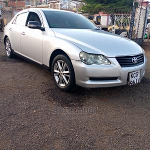 Toyota Mark X 2008 2.5 RWD Silver   Cars for sale in Murang'a, Township G
