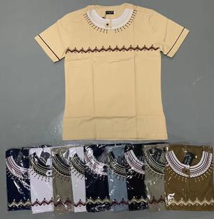 Nigerian T-Shirts Are Now Available in All Sizes and Colour   Clothing for sale in Migori, Central Kamagambo
