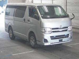 Toyota HiAce 2013 Silver   Cars for sale in Nairobi
