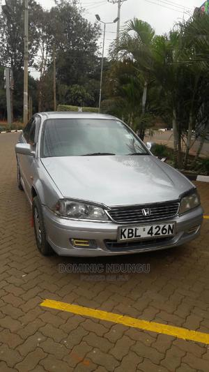Honda Accord 2003 Silver   Cars for sale in Nairobi, Ngara
