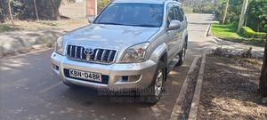 Toyota Land Cruiser Prado 2004 3.0 D-4d 3dr Silver   Cars for sale in Nairobi, Karen