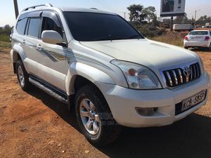 Toyota Land Cruiser Prado 2008 White | Cars for sale in Kiambu, Kiambu / Kiambu