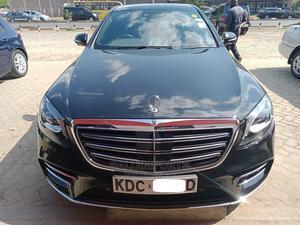 Mercedes-Benz S-Class 2018 Black | Cars for sale in Nairobi, Woodley/Kenyatta Golf Course