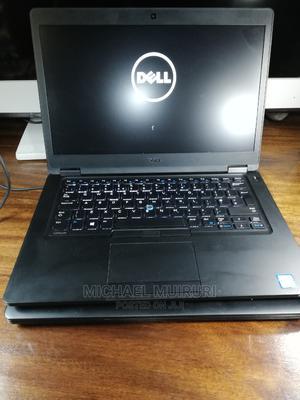Laptop Dell Latitude 5480 8GB Intel Core I5 SSD 250GB | Laptops & Computers for sale in Kiambu, Githunguri