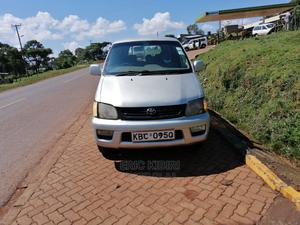 Toyota Noah 2001 2.0 FWD (8 Seater) Silver   Cars for sale in Nandi, Kapsabet