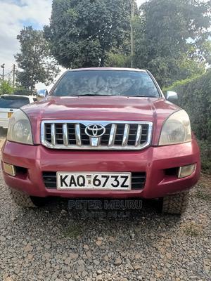 Toyota Land Cruiser Prado 2002 3.0 D-4d   Cars for sale in Nairobi, Ridgeways