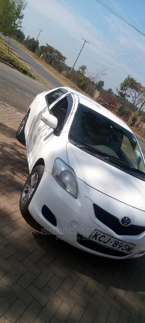 Toyota Belta 2010 White   Cars for sale in Nairobi, Parklands/Highridge
