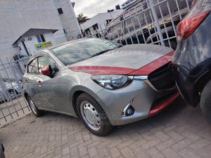 Mazda Demio 2014 Silver   Cars for sale in Mombasa, Mombasa CBD