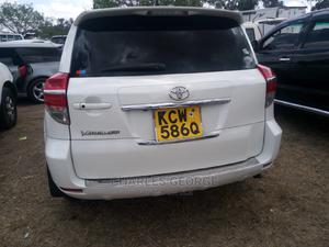 Toyota Vanguard 2012 White | Cars for sale in Nairobi, Nairobi Central