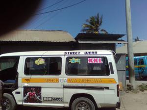 Nissan Matatu | Buses & Microbuses for sale in Mombasa, Changamwe