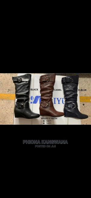 Ladies Taiyu Boots   Shoes for sale in Kisii, South Mugirango