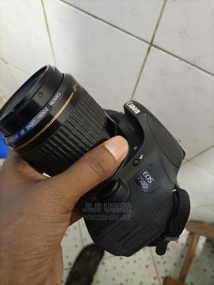 Canon 750d+80-200mm Lens | Photo & Video Cameras for sale in Nairobi, Kasarani