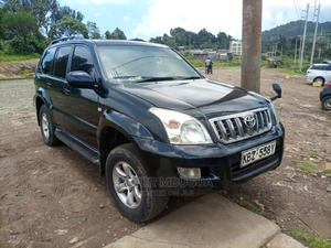 Toyota Land Cruiser Prado 2008 Black | Cars for sale in Kiambu, Kiambu / Kiambu