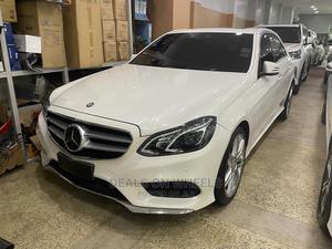 Mercedes-Benz E250 2014 SV Premium White | Cars for sale in Nairobi, Nairobi Central