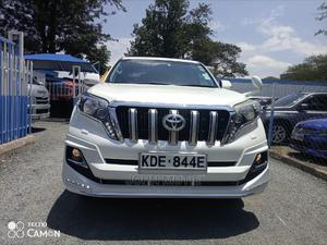 Toyota Land Cruiser Prado 2014 White | Cars for sale in Nairobi, Nairobi Central