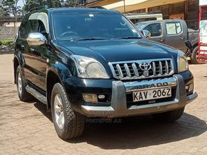 Toyota Land Cruiser Prado 2006 Black | Cars for sale in Nairobi, Ridgeways
