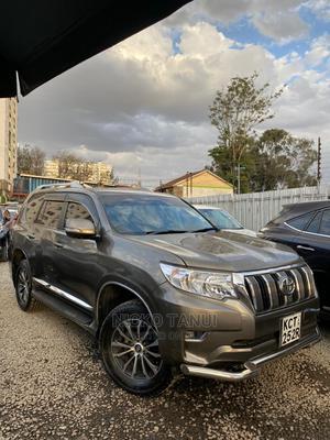 Toyota Land Cruiser Prado 2015 Brown | Cars for sale in Nairobi, Kilimani