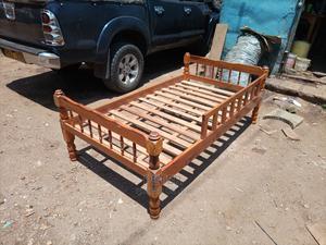 3.5x6 Bluegum Bed | Furniture for sale in Nairobi, Roysambu
