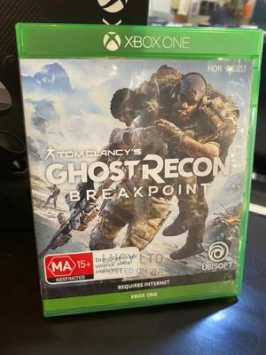 Xbox One Ghost Recon Breakpoint | Video Games for sale in Nairobi, Nairobi Central