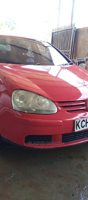 Volkswagen Golf 2010 Red | Cars for sale in Nairobi, Ridgeways