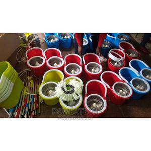 Metallic Spin Mop Ksh. 1,799/=   Home Accessories for sale in Nairobi, Nairobi Central