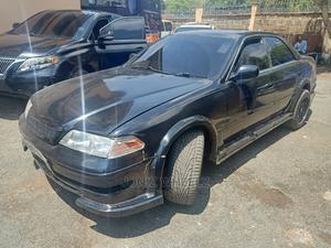 Toyota Mark II 2001 2.0 RWD Black | Cars for sale in Nairobi, Woodley/Kenyatta Golf Course