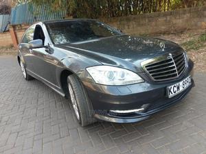 Mercedes-Benz S-Class 2013 Black | Cars for sale in Nairobi, Karen