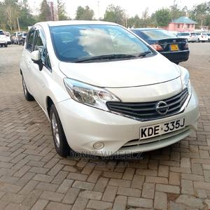 Nissan Note 2014 White   Cars for sale in Nairobi, Woodley/Kenyatta Golf Course