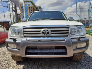 Toyota Land Cruiser 2005 100 VX 4.7 V8 White | Cars for sale in Nairobi, Jamhuri