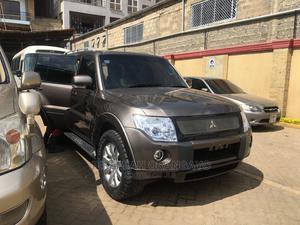 Mitsubishi Shogun 2013 Brown | Cars for sale in Nairobi, Kilimani