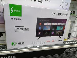 Syinix 32 Inch Digital Smart Android Tvs | TV & DVD Equipment for sale in Nairobi, Nairobi Central