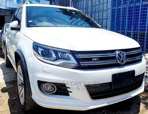 Volkswagen Tiguan 2015 White | Cars for sale in Mombasa, Mvita