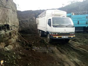 Mitsubishi Canter 1999 White | Trucks & Trailers for sale in Nyandarua, NjabiniKiburu