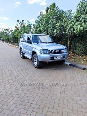 Toyota Land Cruiser Prado 1998 Silver | Cars for sale in Nairobi, Upperhill