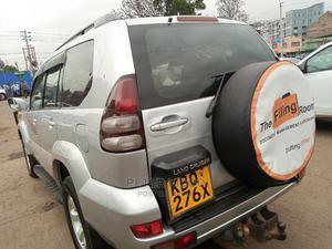 Toyota Land Cruiser Prado 2005 Silver | Cars for sale in Nairobi, Pangani