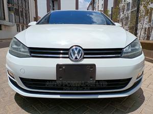 Volkswagen Golf 2014 White   Cars for sale in Nairobi, Langata