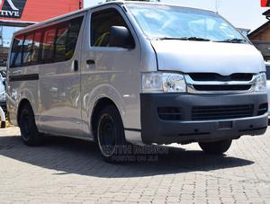 Toyota Hiace 2012 Silver | Buses & Microbuses for sale in Nairobi, Kilimani