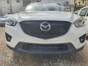 Mazda CX-5 2014 Sport FWD White   Cars for sale in Mombasa, Mombasa CBD