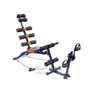 High Quality Six Pack Care ABS Fitness Machine With Pedals.   Sports Equipment for sale in Nairobi, Nairobi Central