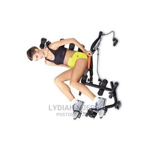 Six Pack Care ABS Fitness Machine With Pedals.   Sports Equipment for sale in Nairobi, Nairobi Central