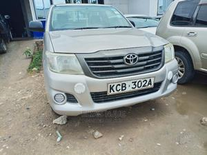 Toyota Hilux 2009 2.7 VVT-i 4X4 SRX Silver   Cars for sale in Mombasa, Mvita