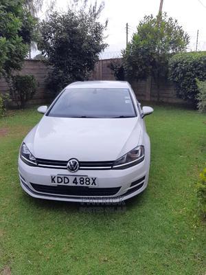 Volkswagen Golf 2014 White   Cars for sale in Nairobi, Nairobi Central