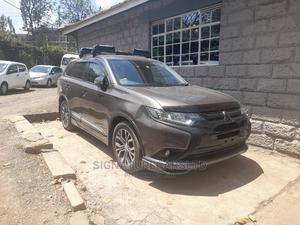 Mitsubishi Outlander 2014 Brown | Cars for sale in Nairobi, Kilimani