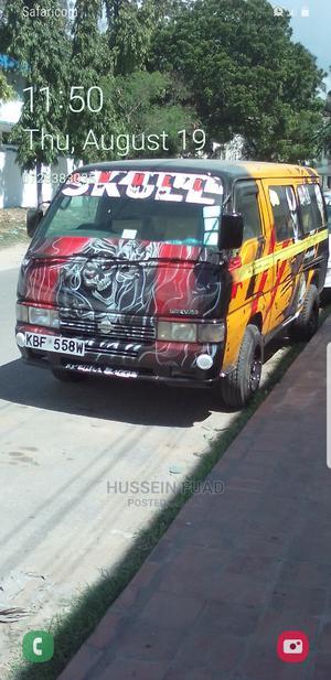 Nissan Urvan Td 27 | Buses & Microbuses for sale in Mombasa, Nyali