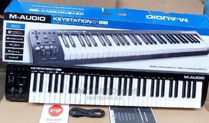 M-Audio Keystation 61 MK3 Compact 61-Key USB MIDI Keyboard   Audio & Music Equipment for sale in Nairobi, Nairobi Central
