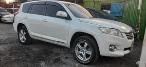 Toyota Vanguard 2010 White | Cars for sale in Nairobi, Embakasi